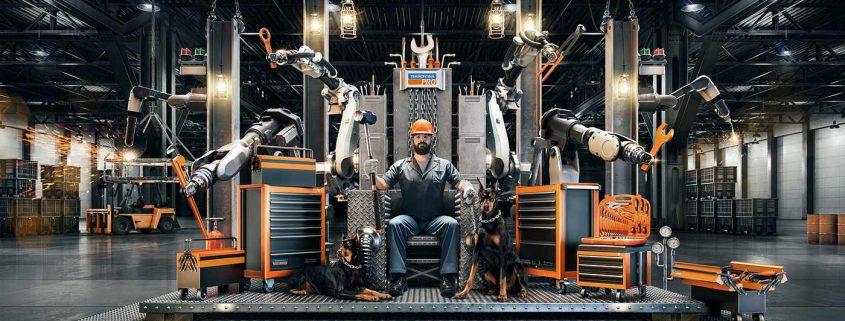 ابزار صنعتی