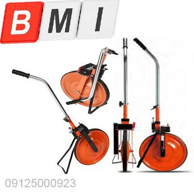 نمایندگی فروش BMI - متر چرخ دار - چرخ متر دسته سبک تلسکوپی بی ام آی - 09125000923