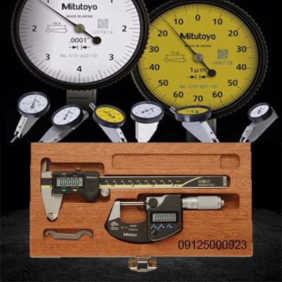 نمایندگی فروش MITUTOYO - کولیس دیجیتالی- میکرومتر دیجیتالی - ساعت شیطونکی -تجهیزات اندازه گیری دقیق میتوتویو - 09125000923