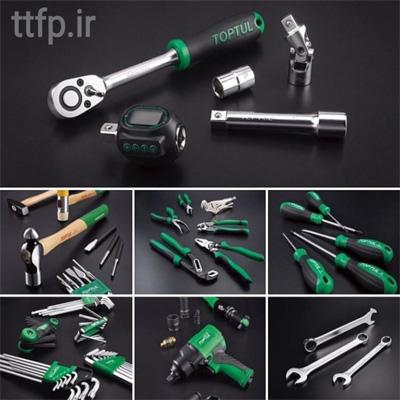 نمایندگی TOPTUL - نمایندگی ابزار آلات مکانیکی - ابزار آلات عمومی - ابزار آلات بادی شارژی تاپ تول- 09125000923