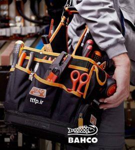 نمایندگی فروش BAHCO- کیف ابزار- ابزار آلات دستی - 09125000923