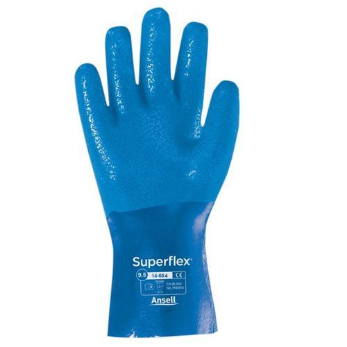 دستکش ضد اسید انسل
